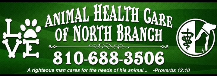 Animal Health Care of North Branch, North Branch, MI 48461