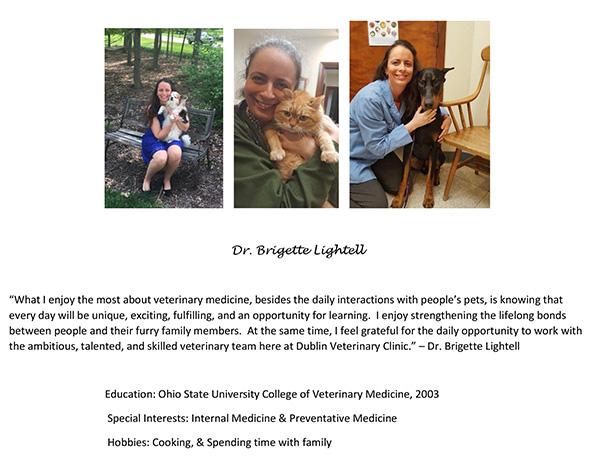 Dr. Brigette Lightell