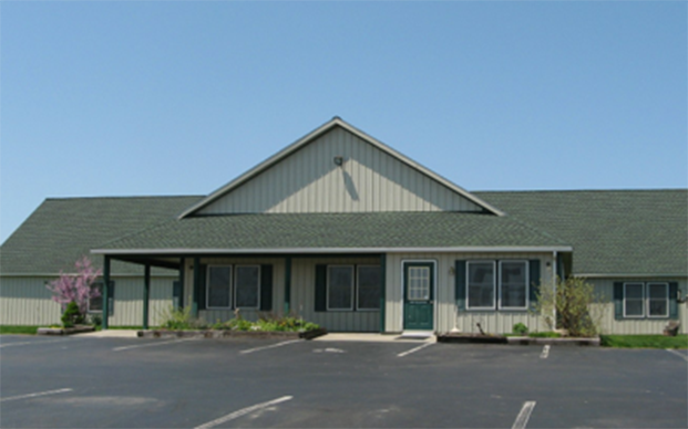 Eastview Veterinarcy Clinic Front