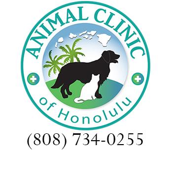 Animal Clinic of Honolulu 808-734-0255