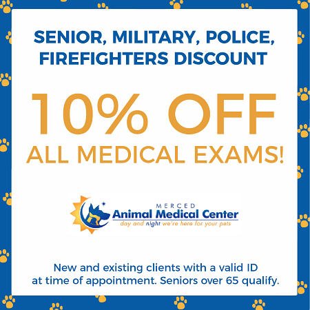Senior and Military Coupon