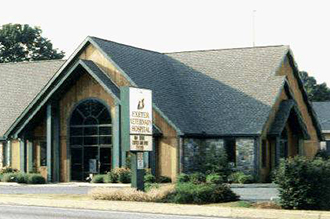 Our veterinary hospital in Reading, PA