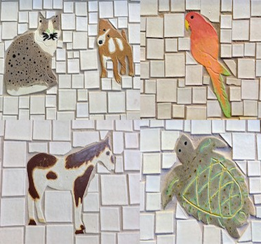 Hampton Veterinary Hospital art
