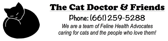 The Cat Doctor & Friends Banner