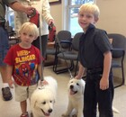 Frosty and Sarge - Atwood Family