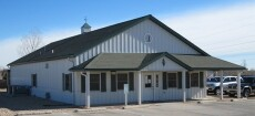 The outside of our veterinary hospital in Pueblo West, CO