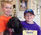 Rosie and Frattali boys