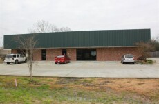 The outside of our veterinary clinic in Denham Springs, LA
