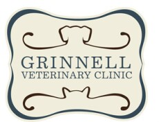 Grinnell Veterinary Clinic logo